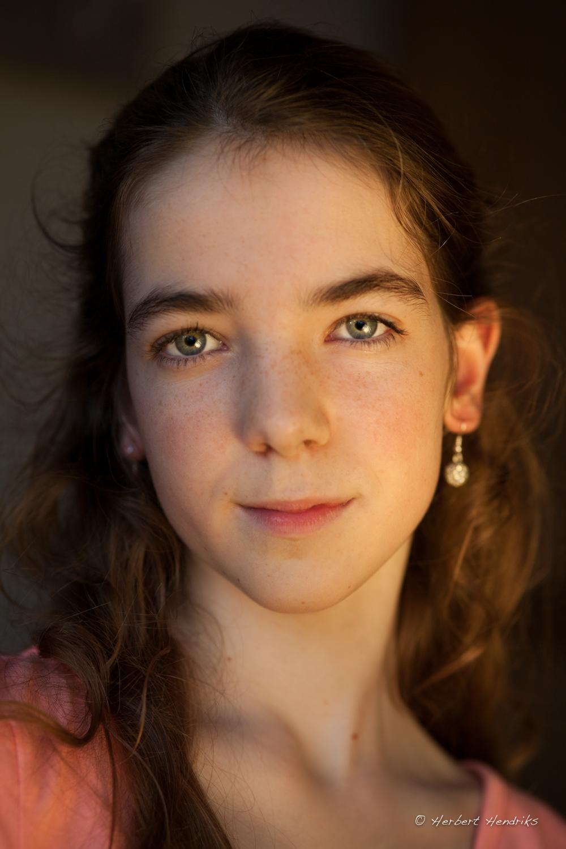Natuurlijk licht portret portraits and profiles - Herbergt s werelds gordijnen ...